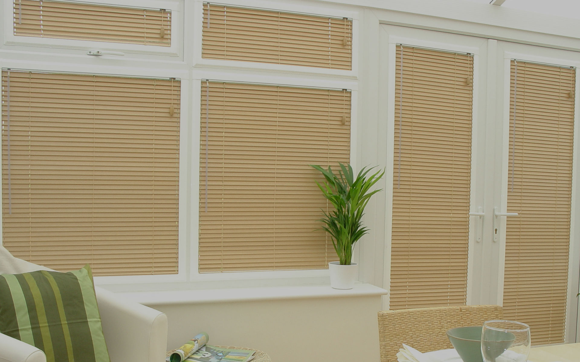 A Wide Selection of Blinds in Chorley